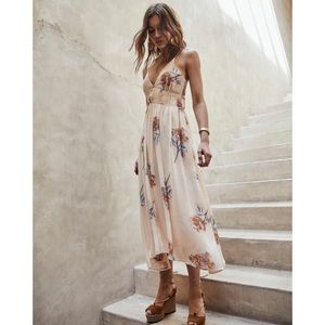 ASTR The Label Marissa Dress size M